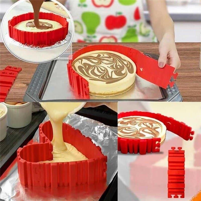 תבנית גמישה לעיצוב עוגות 2021